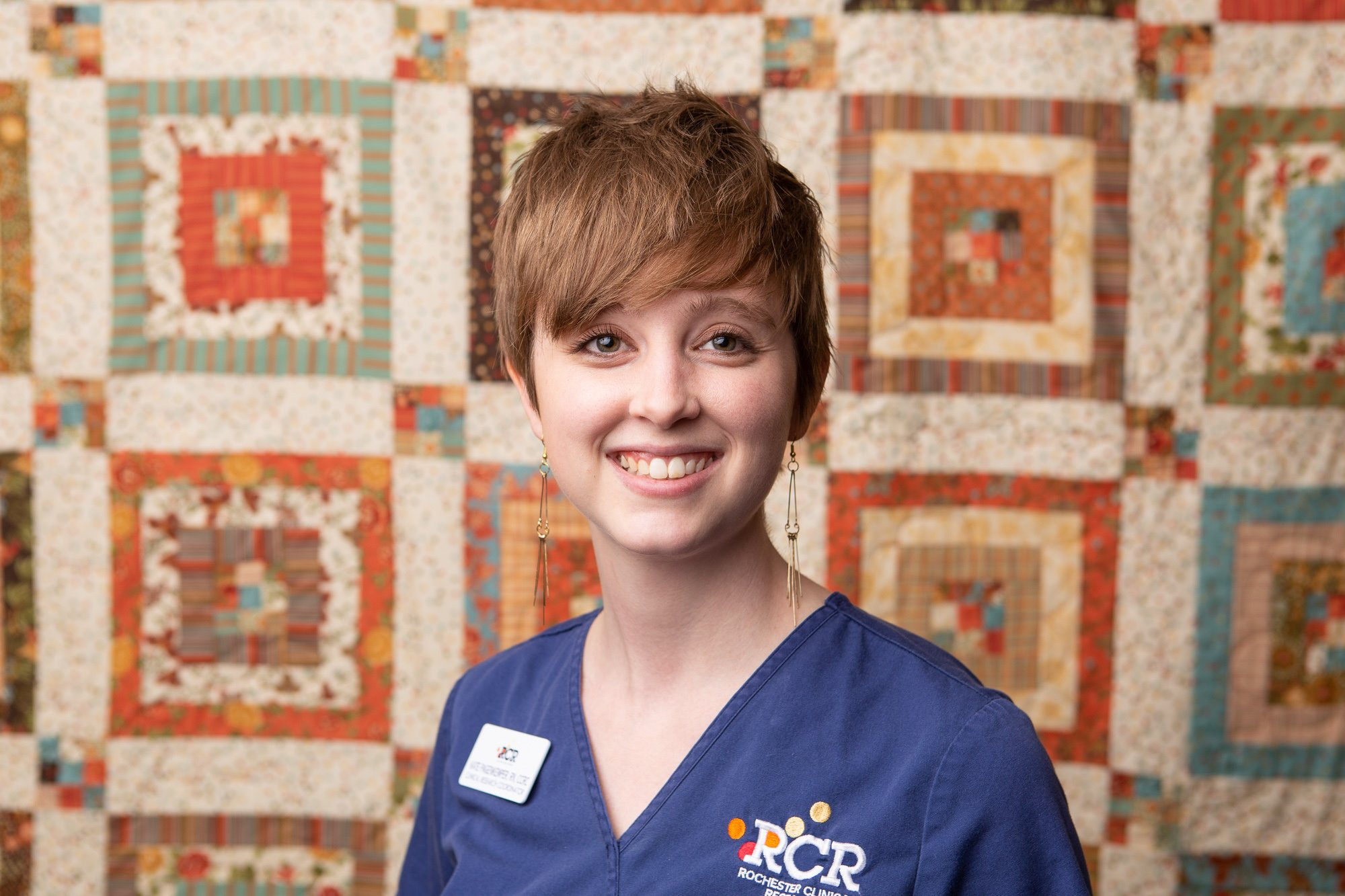 Photo - Kate Pagenkemper, RN, CCRC