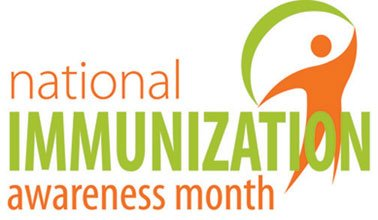 Feature Image - It's National Immunization Awareness Month